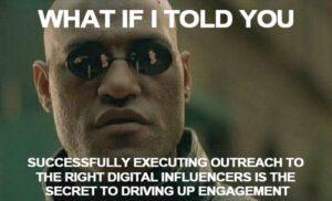 influencer marketing meme